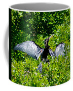 Drying Out Coffee Mug