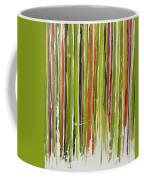 D.s. Color Band Skinny Coffee Mug