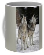 Dual Howl Coffee Mug