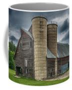 Dual Silos Coffee Mug by Paul Freidlund