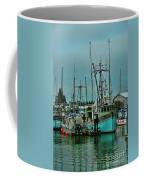 Duashala Fishing Boat Hdrbt4247-13 Coffee Mug