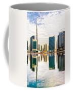 Dubai Downtown -  Coffee Mug
