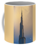 Dubai, Uaedetail Of The Burj Khalifa Coffee Mug