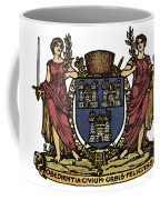 Dublin Coat Of Arms Coffee Mug