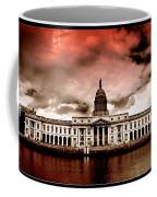 Dublin - The Custom House Coffee Mug