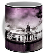 Dublin - The Custom House - Lilac Coffee Mug
