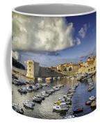 Dubrovnik Harbor Coffee Mug