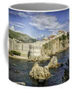 Dubrovnik Walled City Coffee Mug