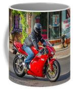 Ducati 748 Coffee Mug