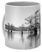 Duck Blind On Caddo Lake Coffee Mug