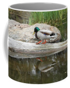 Duck Duck Coffee Mug