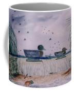 Just Ducks Coffee Mug