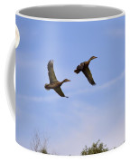 Duck Moon Coffee Mug