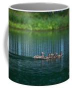 Duck Slide Coffee Mug