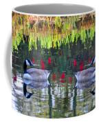Duckland Pond Reflections Coffee Mug