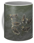Ducklings Coffee Mug