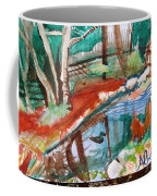 Duckpond Coffee Mug