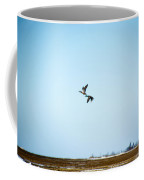 Ducks In Pairs Coffee Mug