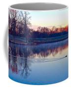 Duck's Sunrise Coffee Mug