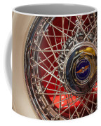 Duesenberg Wheel Coffee Mug