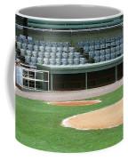 Dugout At The Old Ballpark Coffee Mug