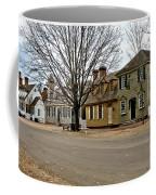 Duke Of Gloucester Street In Williamsburg Coffee Mug