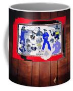 Duke Wayne Western Films Collage Casa Grande Arizona 2012 Coffee Mug