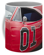 Dukes Of Hazard General Lee Coffee Mug