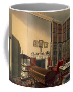 Dukes Own Room, Apsley House, By T. Boys Coffee Mug