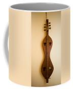 Dulcimer Portrait Coffee Mug