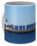 Duluth Mn Harbor Coffee Mug