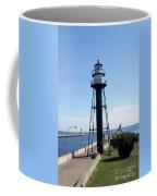 Duluth Mn Lighthouses  Coffee Mug