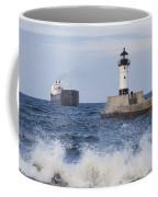 Duluth N Pierhead And Ship 1 Coffee Mug