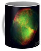 Dumbbell Nebula Coffee Mug