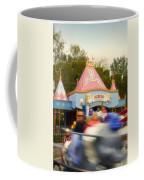 Dumbo Flying Elephants Fantasyland Signage Disneyland 02 Coffee Mug