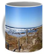 Dune Grass Coffee Mug by Barbara Snyder