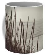 Dune Grass In Early Spring Coffee Mug