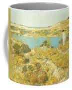 Dune Pool Coffee Mug
