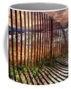 Dune Shadows Coffee Mug
