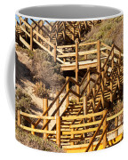 Dune Steps 05 Coffee Mug