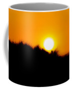 Dune Sunrise Panorama Coffee Mug