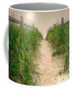 Dunes Catch Light Coffee Mug by Diana Angstadt