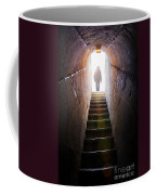 Dungeon Exit Coffee Mug by Carlos Caetano