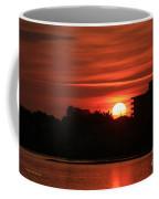 Dunlawton Sunrise Coffee Mug