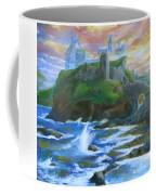 Dunscaith Castle - Shadows Of The Past Coffee Mug