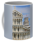 Duomo And Campanile Coffee Mug