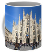 Duomo In Milano. Italy Coffee Mug by Antonio Scarpi