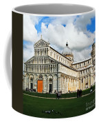 Duomo Of Field Of Dreams Coffee Mug