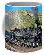 Durango To Silverton Train Coffee Mug