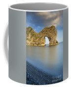 Durdle Door Sunset Coffee Mug